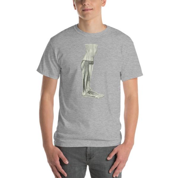 Leg Anatomy T-Shirt - Shrego